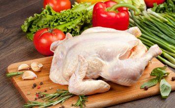 νωπό κοτόπουλο