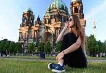 Γερμανία, ταξιδιωτικές