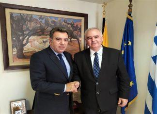 """""""Paideia"""": Μάνος Κόνσολας, Ηλίας Τομάζος"""