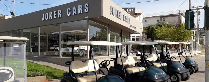 Joker Golf Carts