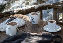 Λουμίδης Παπαγάλος, καφέ