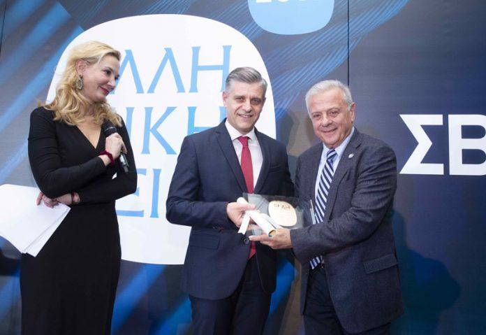 ΣΒΕ, Ελληνική Αξία 2019, Eurimac