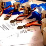 χάλκινο μετάλλιο, Ολύμπιος Ζευς
