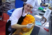 1st Mediterranean Chef's Competition
