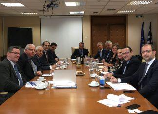 Συνάντηση βιομήχανων Σταϊκούρα