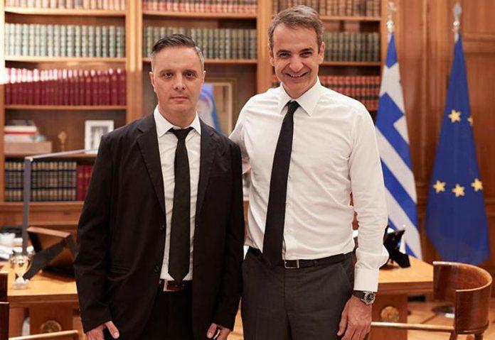 Βρανάκης, Μητσοτάκης, Υπουργείου Τουρισμού