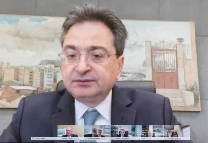 Eurobank Καραβίας