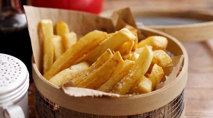 Finger food – πατάτες