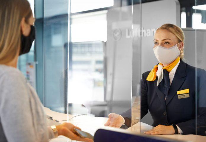Lounge, Lufthansa