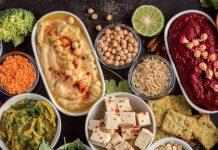Η καραντίνα «έθρεψε» τα φυτικά τρόφιμα