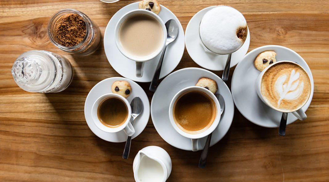 Καφές και γάλα