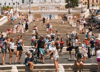 Ιταλία τουρίστες