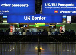 Βρετανία αεροδρόμιο