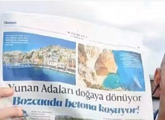 τουρκική εφημερίδα
