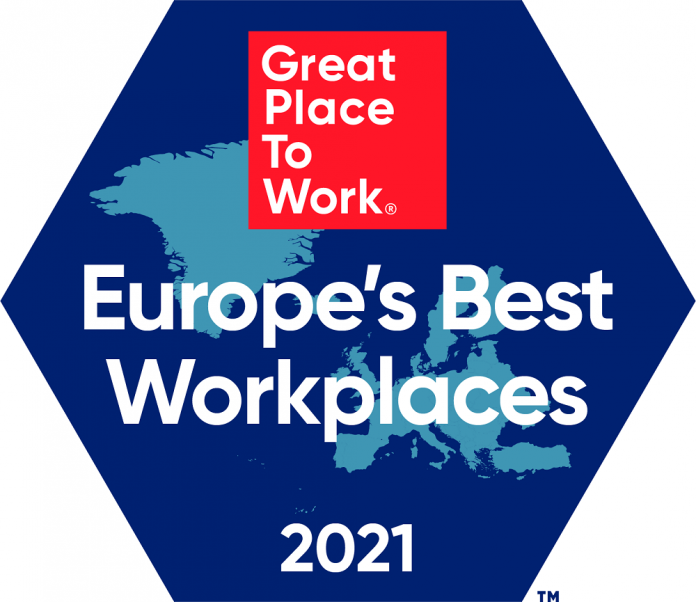 Europes Best Workplaces